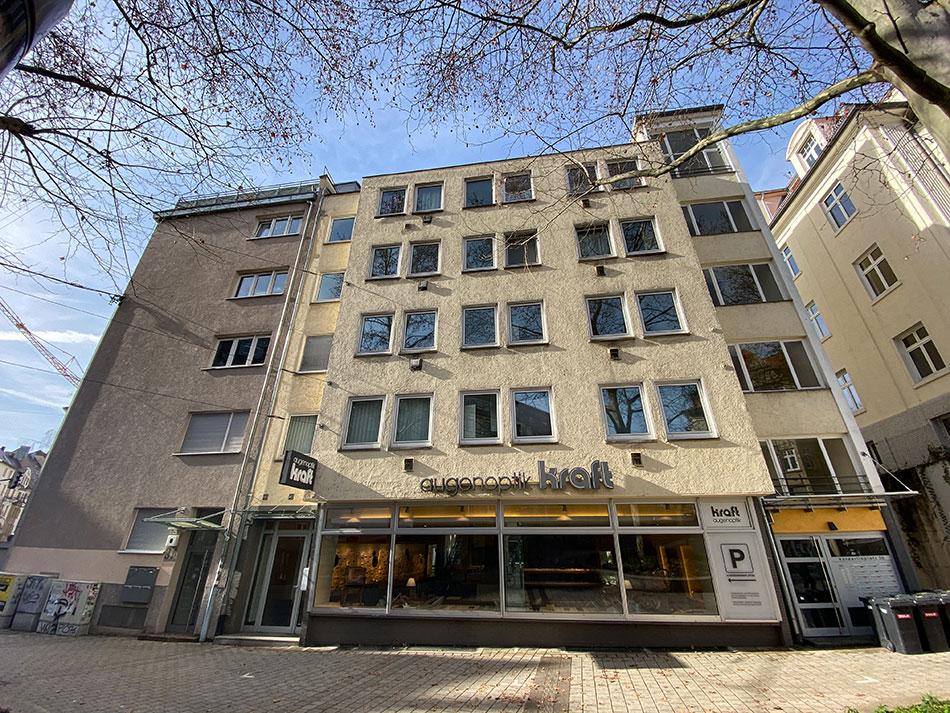 Stuttgart West Hölderlinplatz