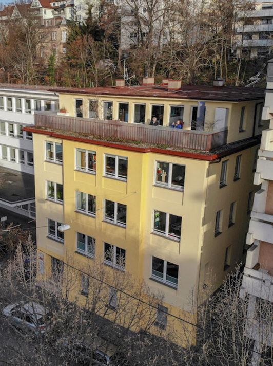 Stuttgart Kernerplatzviertel Property Management