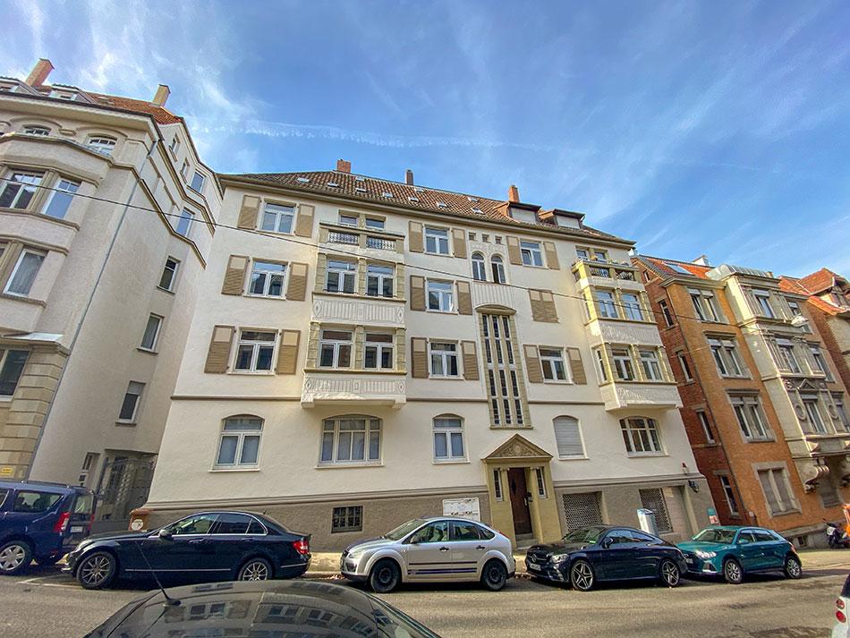 Apartment house Stuttgart