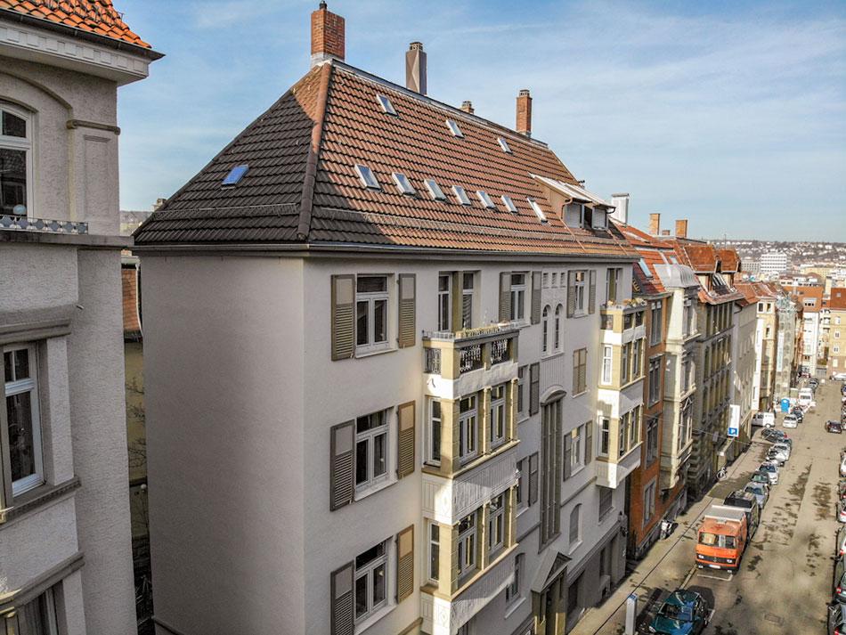 Stuttgart Property Management Apartment House